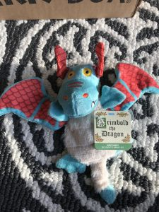 Grimbold the Dragon