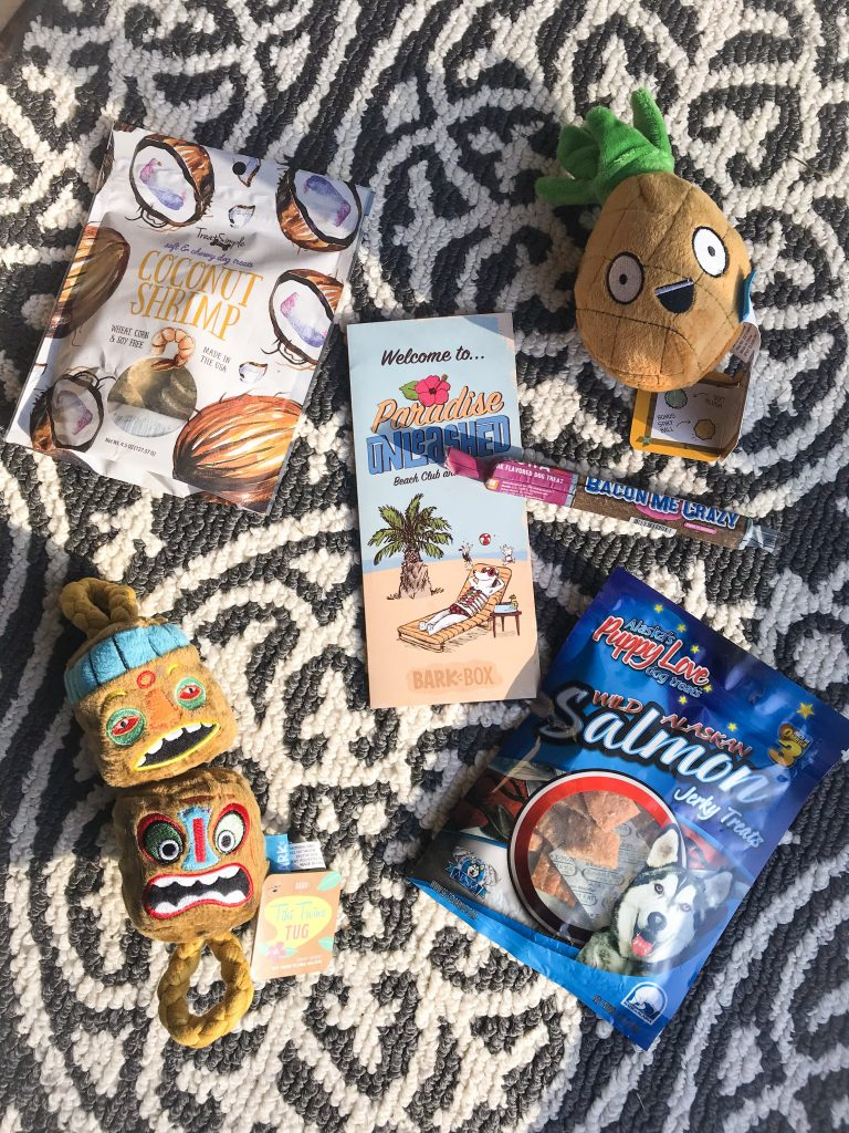 February BarkBox Review 2018