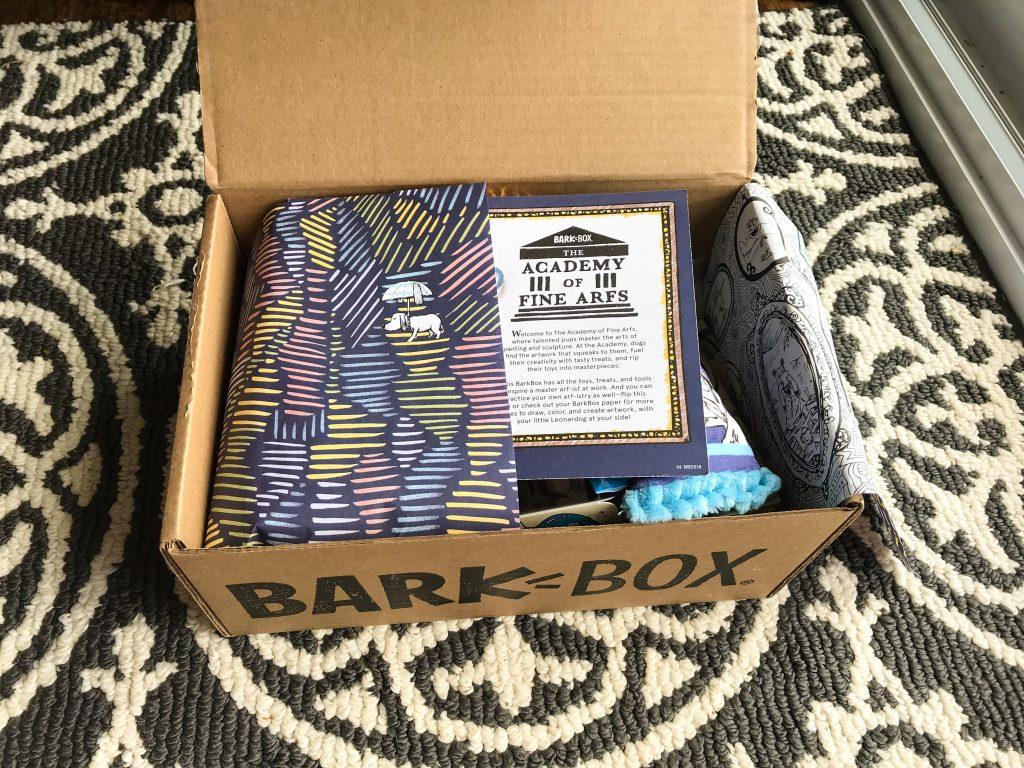 Barkbox Review - March BarkBox 2018