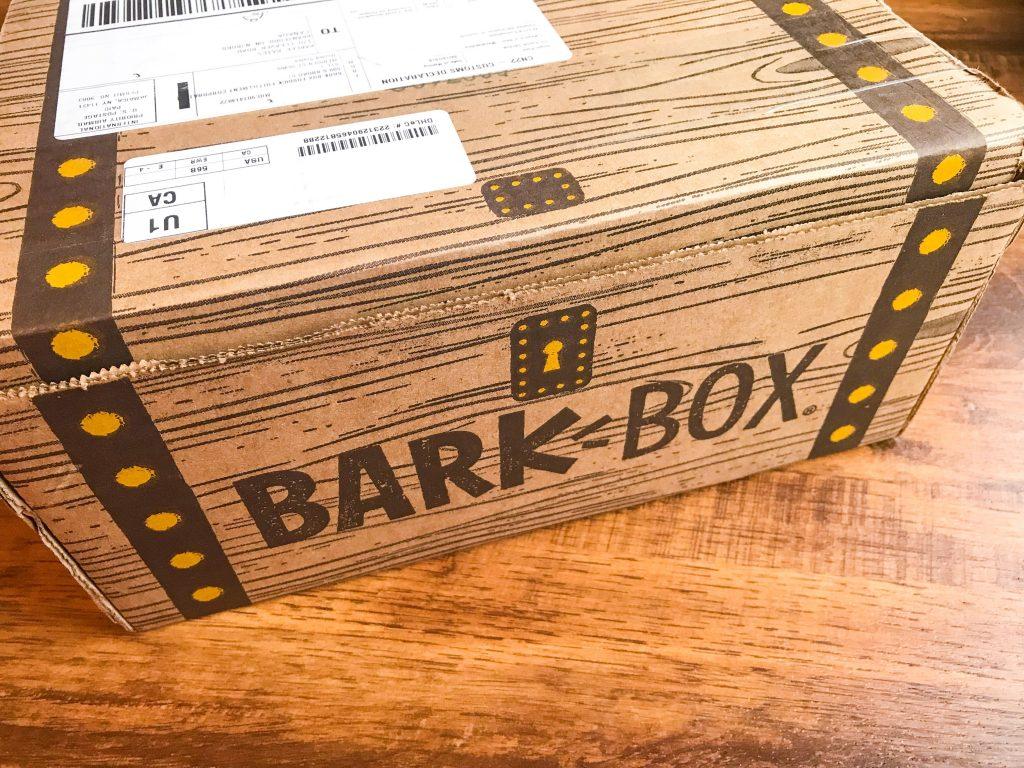 April BarkBox Review - Theme