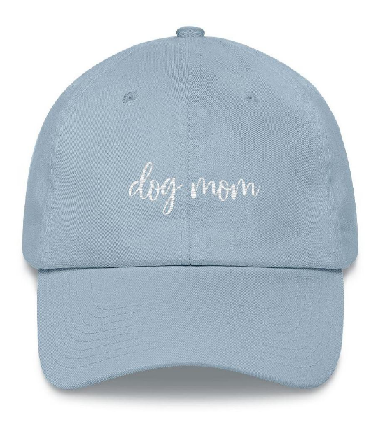 Mother's Day Gift Guide for Dog Mom - Dog Mom Hat