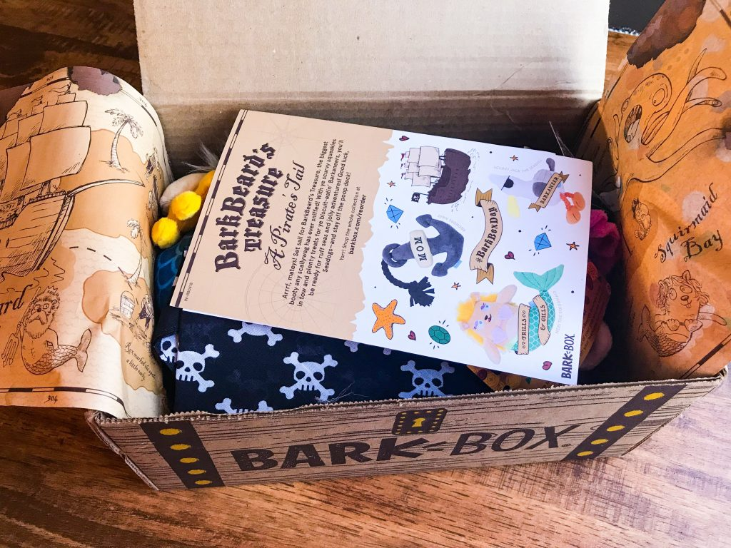 April BarkBox Review - Overall Look and Packaging