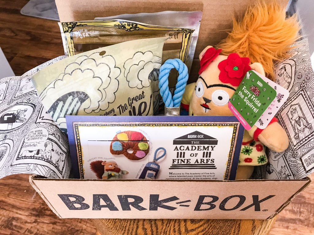 April BarkBox Review - Bonus March BarkBox