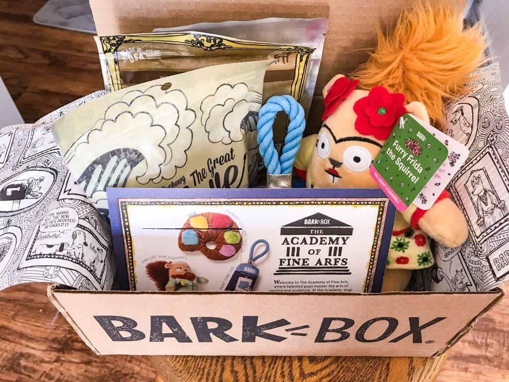 April BarkBox Review - Bonus March BarkBox